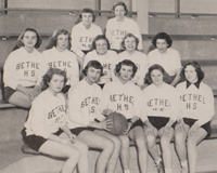 1951 Girls Basketball