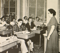 Latin Students in 1954