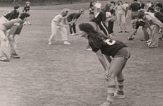 Powder Puff Football 1970s