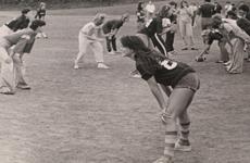 Powder Puff Football 1970s