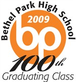 BPHS 100th Graduating Class Logo