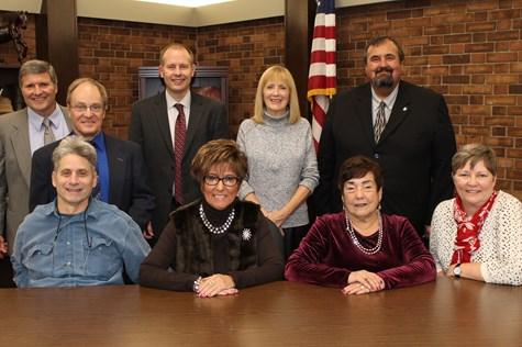 The Bethel Park Board of School Directors