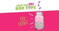 Clip your Box Tops for the IMS Library