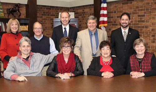 The Bethel Park Board of School Directors