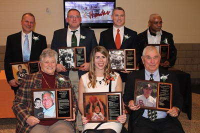 Athletic Hall of Fame Inductees