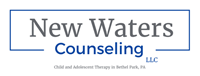 New Waters Counseling Logo
